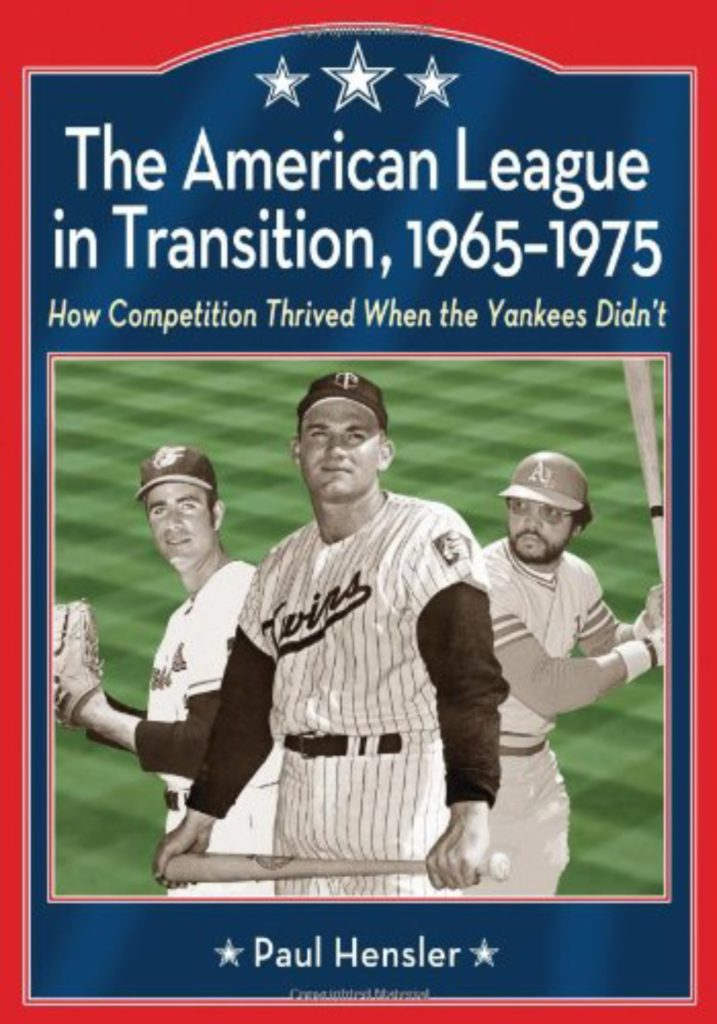 The American League in Transition